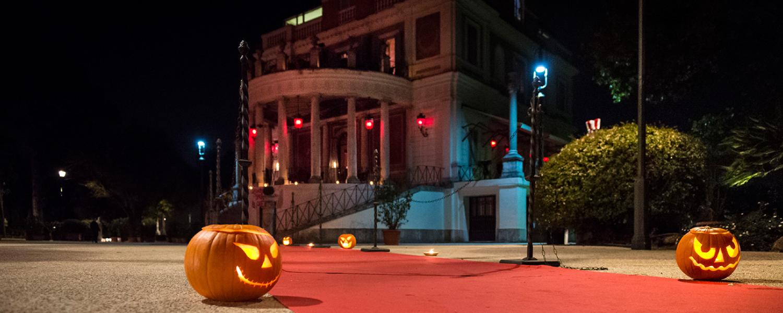 Festa Di Halloween A Roma.Festa Halloween Roma Casina Valadier La Piu Bella Location Per