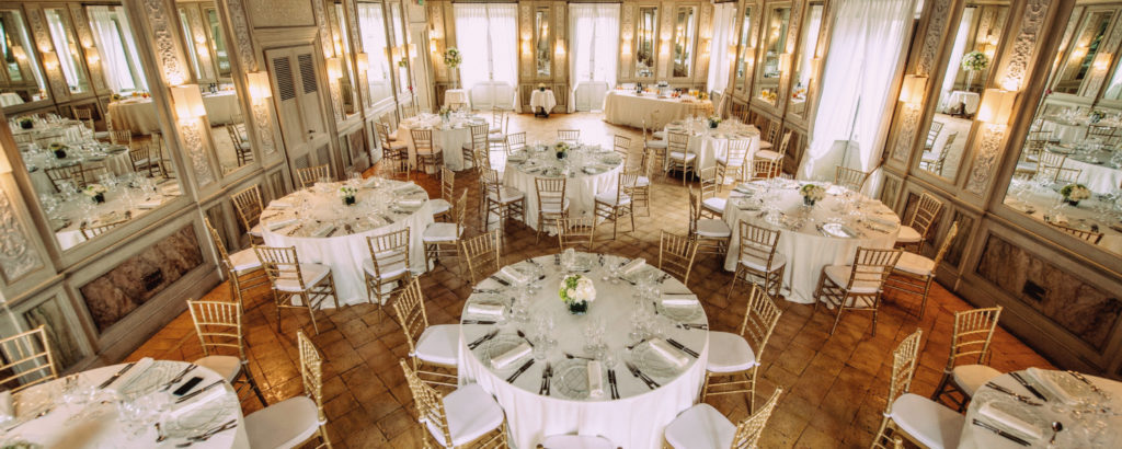 room for events in Rome