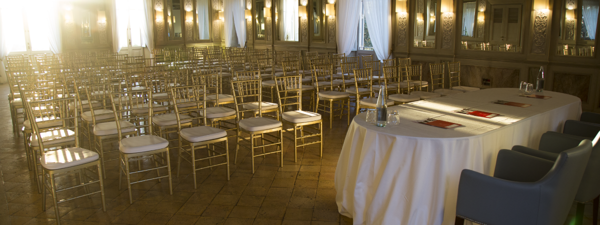 events location in Rome