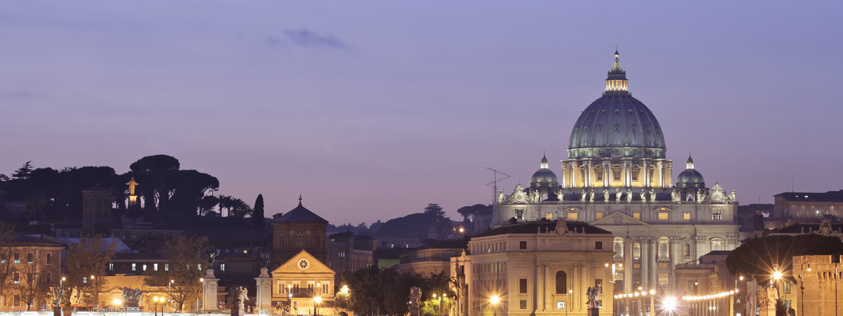 Celebrate Valentine's Day in rome