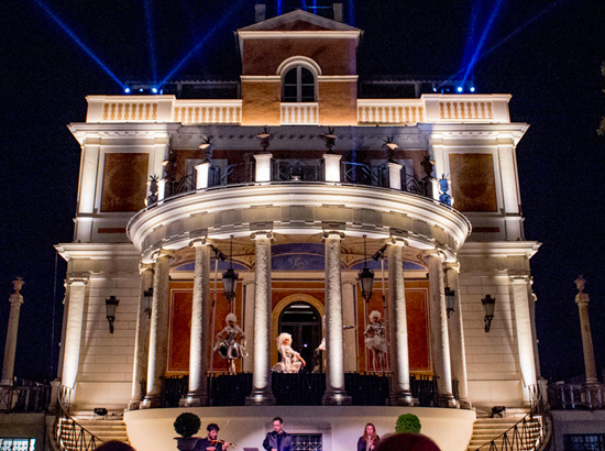 Casina Valadier - The most beautiful location for events in Rome