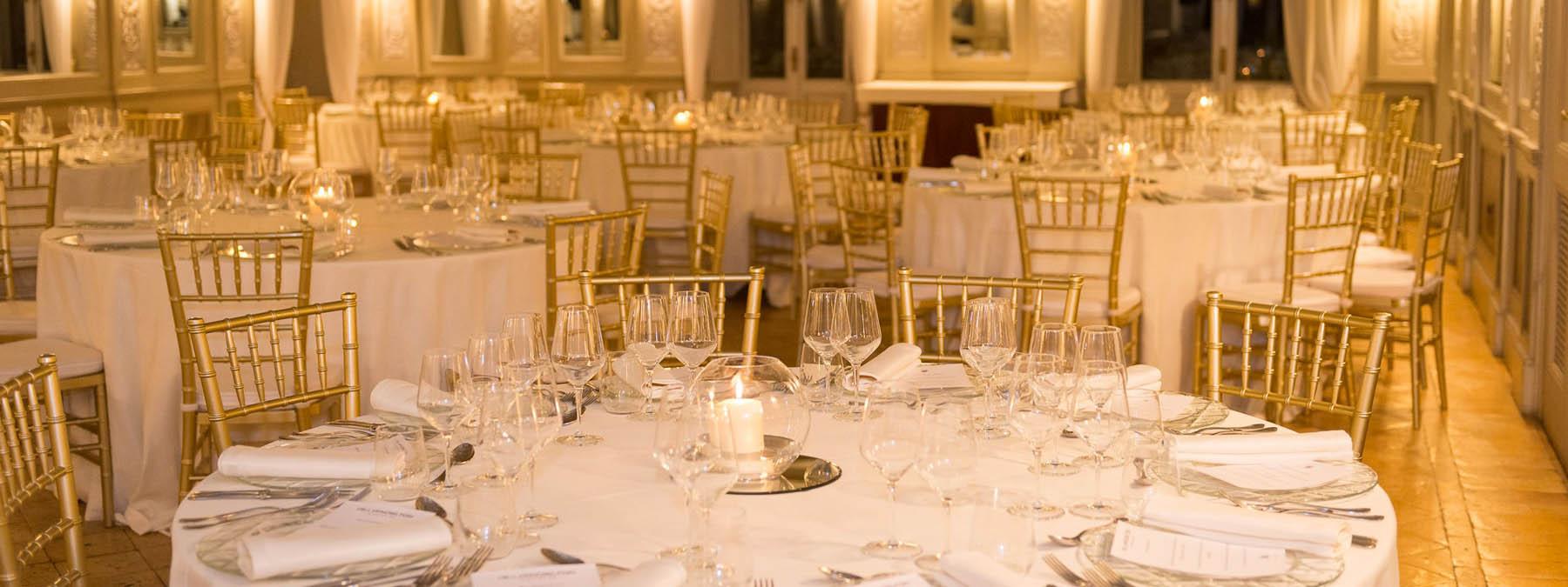 sala per eventi a roma - casina valadier