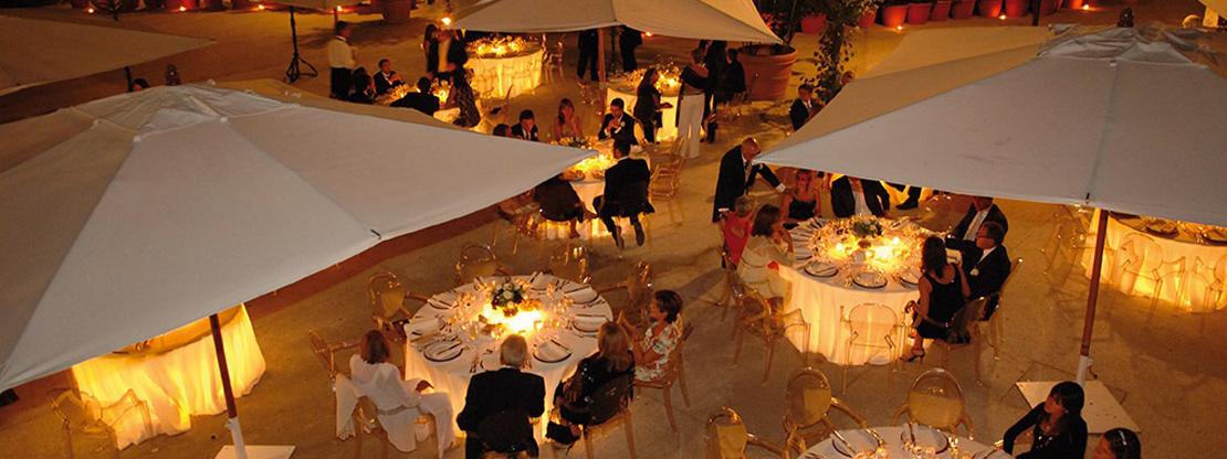 Organizzare cene aziendali a Roma - Organizing business dinners in Rome