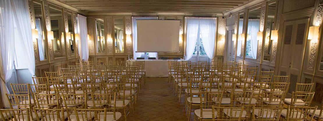Sala per conferenze a Roma - Conference room in Rome