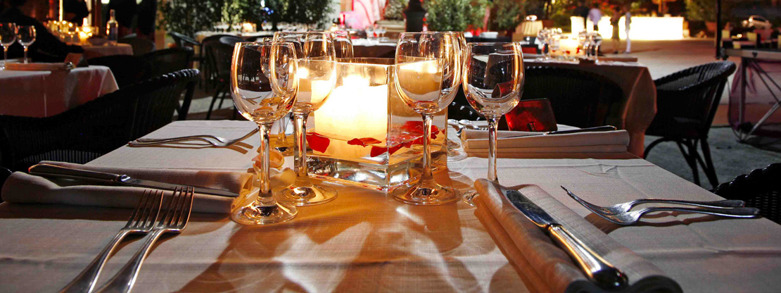 Cene speciali a Roma - Special dinners in Rome